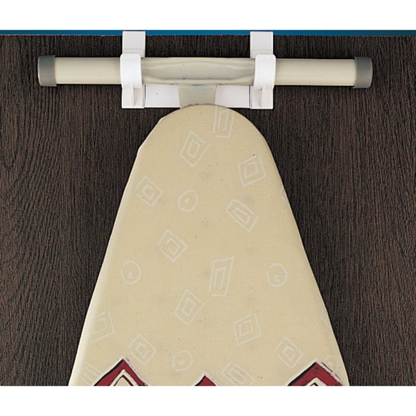 Whitney design 126 t leg over the door ironing board for Household essentials whitney design