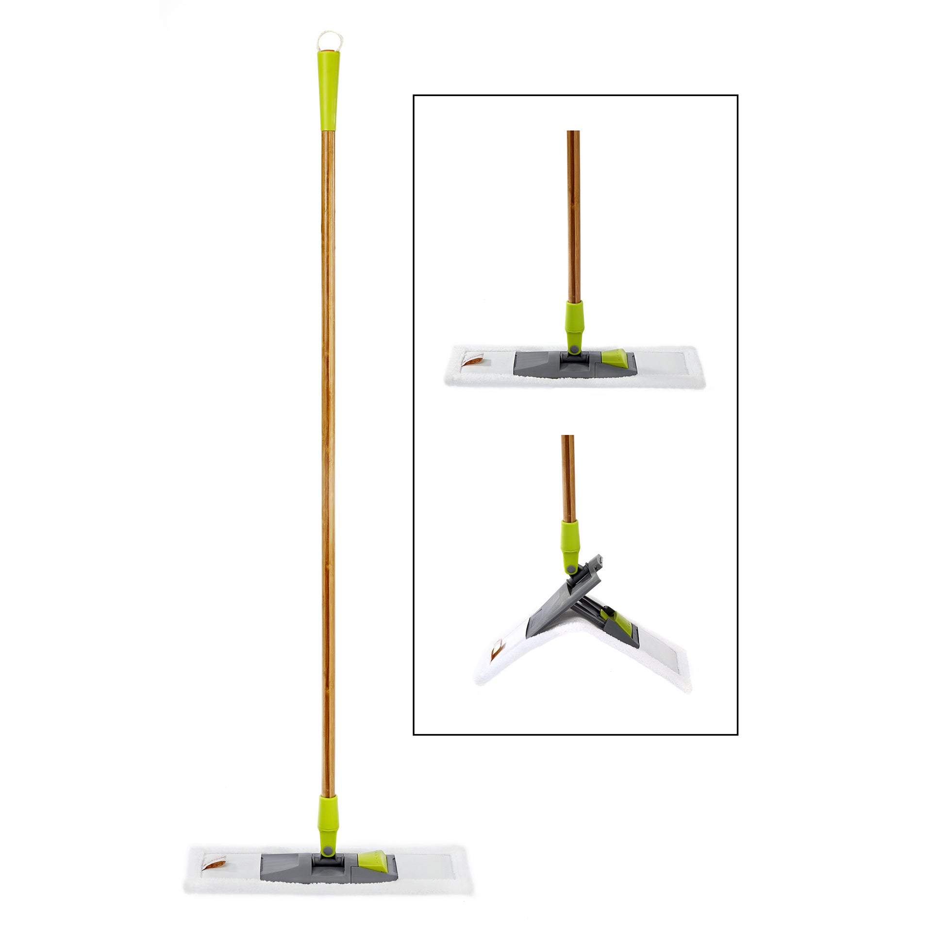 Full Circle FC14602 Mighty Wet/Dry Mop (Mighty Mop Wet/dr...