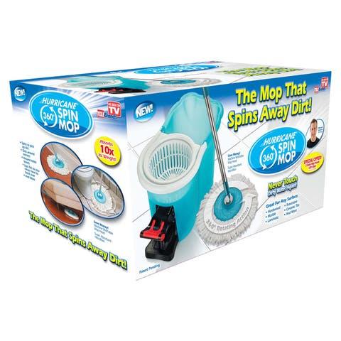 Pocket Hose 7384-2 Hurricane Spin Mop