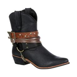 Women's Durango Boot DRD0120 6in Durango Crush Boot Black Faux Leather