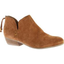 Women's Kenneth Cole New York Cooper Ankle Boot Legno Suede