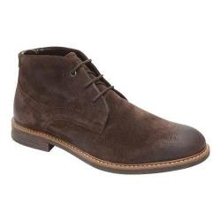 Men's Rockport Classic Break Chukka Boot Dark Bitter Chocolate Suede