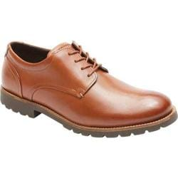 Men's Rockport Sharp & Ready Colben New Tan Leather