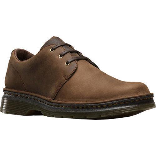 Men's Dr. Martens Hazeldon 3 Tie Shoe Brown Kingdom