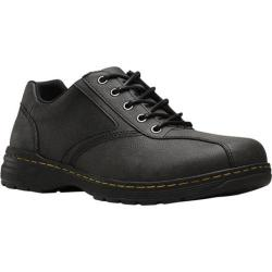 Men's Dr. Martens Greig 5 Eye Shoe Black Vancouver Split