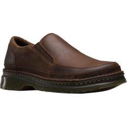 Men's Dr. Martens Hickmire Slip On Shoe Brown Kingdom