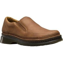 Men's Dr. Martens Hickmire Slip On Shoe Tan Grizzly