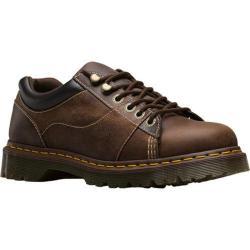 Men's Dr. Martens Mellows Padded Collar Shoe Brown/Black Kingdom/PU