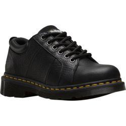 Women's Dr. Martens Mila NS 6 Eye Shoe Black Industrial Bear