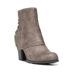 Women's Fergalicious Trina Bootie Sand Synthetic Leather