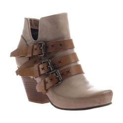 Women's OTBT Lasso Bootie Pecan Leather