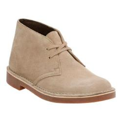 Women's Clarks Acre Bridge Chukka Boot Sand Cow Suede