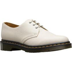 Dr. Martens 1461 3-Eye Shoe Off White Hug Me Leather