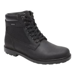 Men's Rockport Rugged Bucks High Boot Black