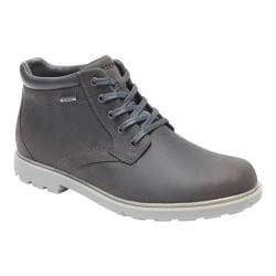 Men's Rockport Rugged Bucks Waterproof Boot Castlerock Grey