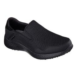 Men's Skechers Burst Just In Time Slip On Black