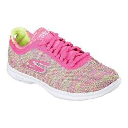 Women's Skechers GO STEP Prismatic Walking Shoe Multi