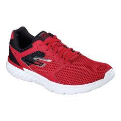 Men's Skechers GOrun 400 Running Shoe Red/Black