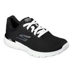 Women's Skechers GOrun 400 Running Shoe 14351 Charcoal/Blue