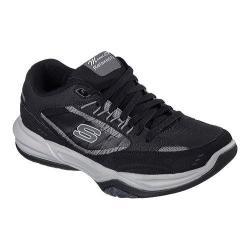 Men's Skechers Monaco TR Training Shoe Black/Gray