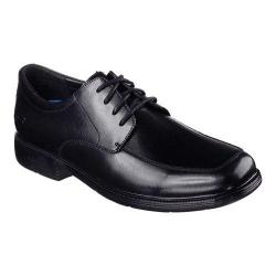 Men's Skechers Relaxed Fit Caswell Oxford Black