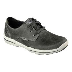 Men's Skechers Relaxed Fit Harper Epstein Oxford Gray