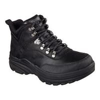 Men's Skechers Relaxed Fit Holdren Brenton Boot Black