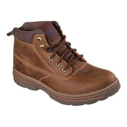 Men's Skechers Relaxed Fit Resment Alento Boot Brown