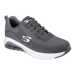 Men's Skechers Skech-Air Varsity Training Shoe Charcoal