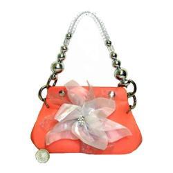 Women's Bamboo54 Carol Embellished Bag Coral