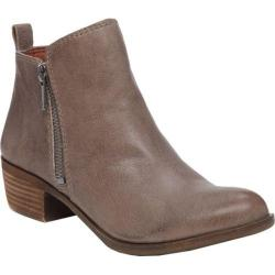 Women's Lucky Brand Basel Bootie Brindle Leather