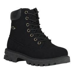 Women's Lugz Empire HI WR Work Boot Black Durabrush