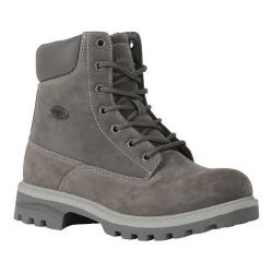 Women's Lugz Empire HI WR Work Boot Charcoal/Grey Thermabuck