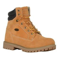 Men's Lugz Tactic WR Work Boot Golden Wheat/Bark/Tan/Gum Thermabuck