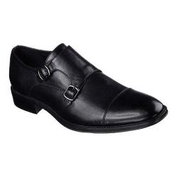 Men's Mark Nason Skechers Wickman Monk Strap Black