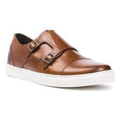 Men's Crevo Lawless Monkstrap Sneaker Chestnut