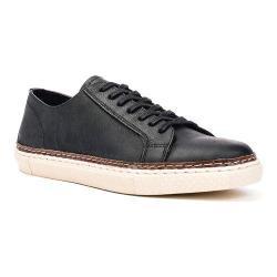 Men's Crevo Palomino Sneaker Black Leather