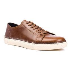 Men's Crevo Palomino Sneaker Chestnut Leather