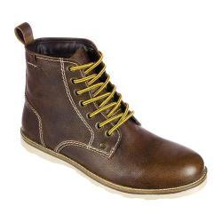 Men's Crevo Ranger Boot Caramel Leather