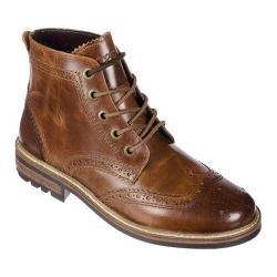 Men's Crevo Speak Easy Wingtip Boot Chestnut