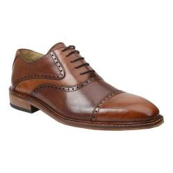Men's Giorgio Brutini 25017 Dark Tan/Brown Arturo Calf