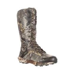 Men's Rocky 16in Broadhead Trail Outdoor Boot Realtree Xtra Camo Fabric