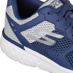 Men's Skechers GOrun 400 Running Shoe Navy/Gray