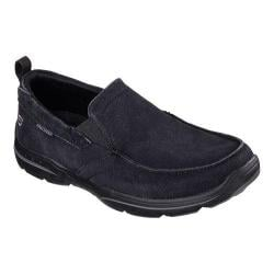 Men's Skechers Relaxed Fit Harper Delen Loafer Black
