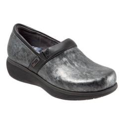 Women's SoftWalk Meredith Clog Grey Marble