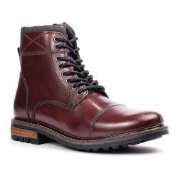 Men's Crevo Camden Bordo Leather/Wool