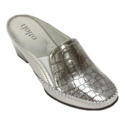 Women's Rialto Vette Pewter/E-Print Synthetic
