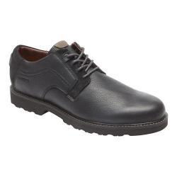 Men's Dunham REVdusk Black Smooth Leather