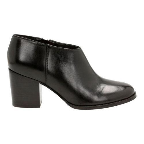 6979b0f82a31 Shop Women s Clarks Othea Ada Bootie Black Leather - Free Shipping Today -  Overstock - 12309796
