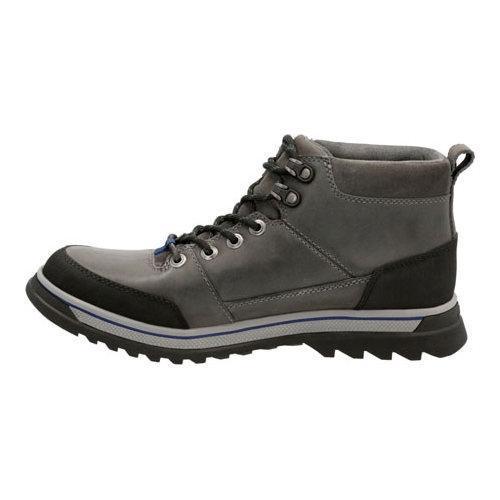 96bb2e41289 Men's Clarks Ripway Top GORE-TEX Waterproof Boot Grey Leather